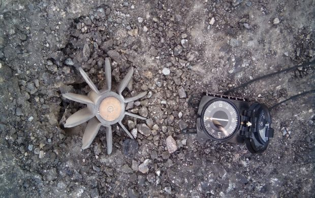 Two Ukrainian soldiers killed, five wounded in landmine blast in Donbas