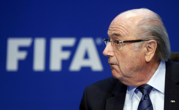 Coca-Cola, McDonald's and Visa call for FIFA's Blatter to resign