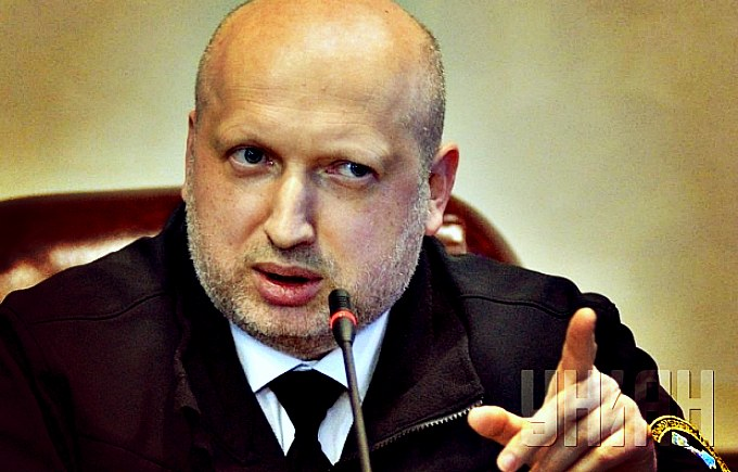 Turchynov: Active hostilities still possible in Donbas