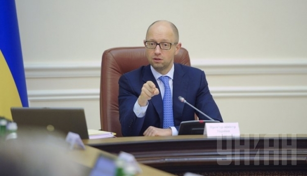 No elections under muzzles of Russian guns: Yatsenyuk names conditions for Donbas elections