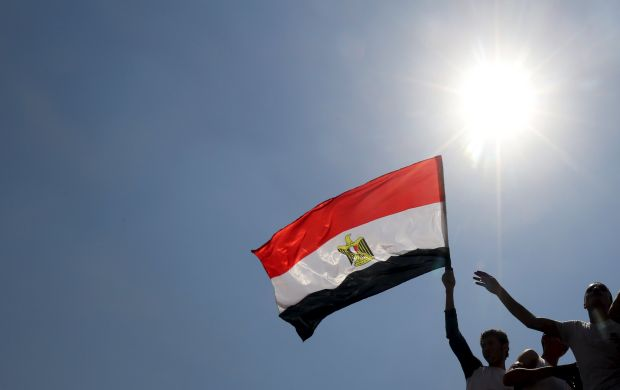 Parliamentary elections underway in Egypt
