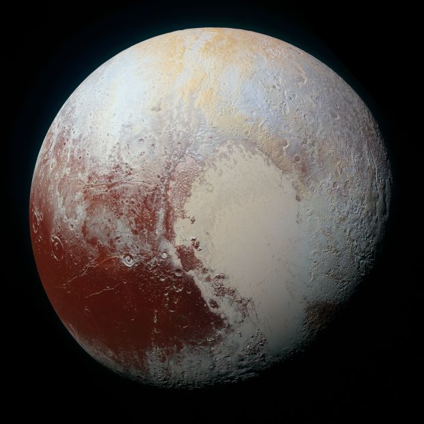 Pluto can regain the status of a planet
