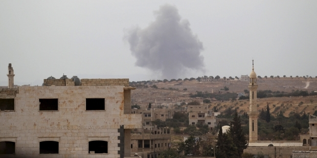 Syrian rebels to Russia: Stop bombing us – Reuters
