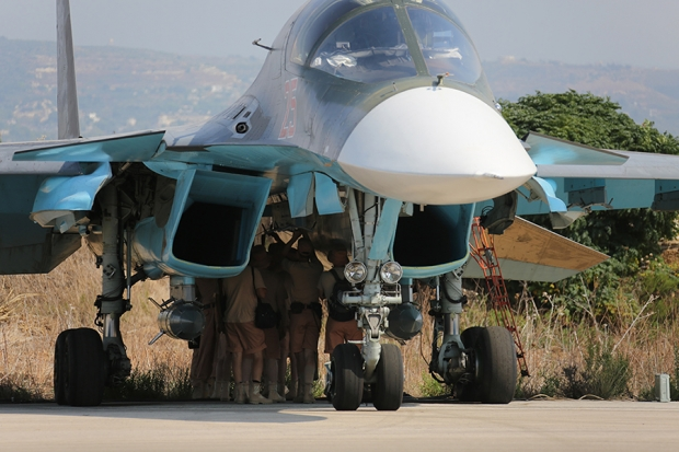 Russia spends billions on Syrian campaign daily