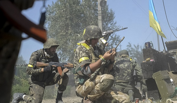 Foreigners allowed to serve in Ukrainian army