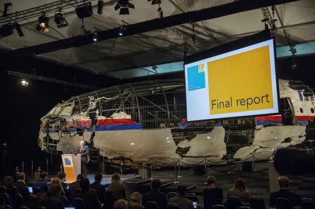 Malaysia to push for international court on MH17