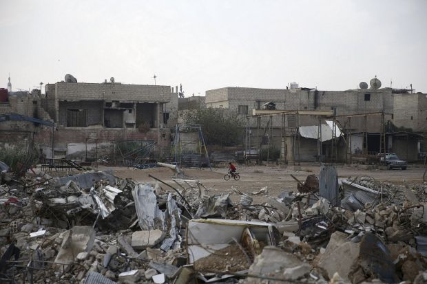 Syrian opposition: Russian airstrikes kill over 200 civilians