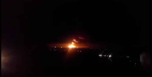Emergency evacuation under way amid multiple blasts at Svatove munitions depot
