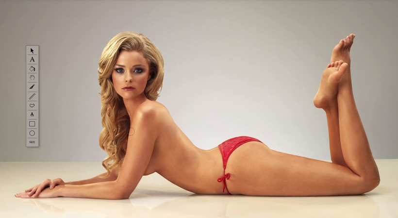 Photoshop: 37 Seconds Explains Why We Have Such Ridiculous Standards Of Beauty
