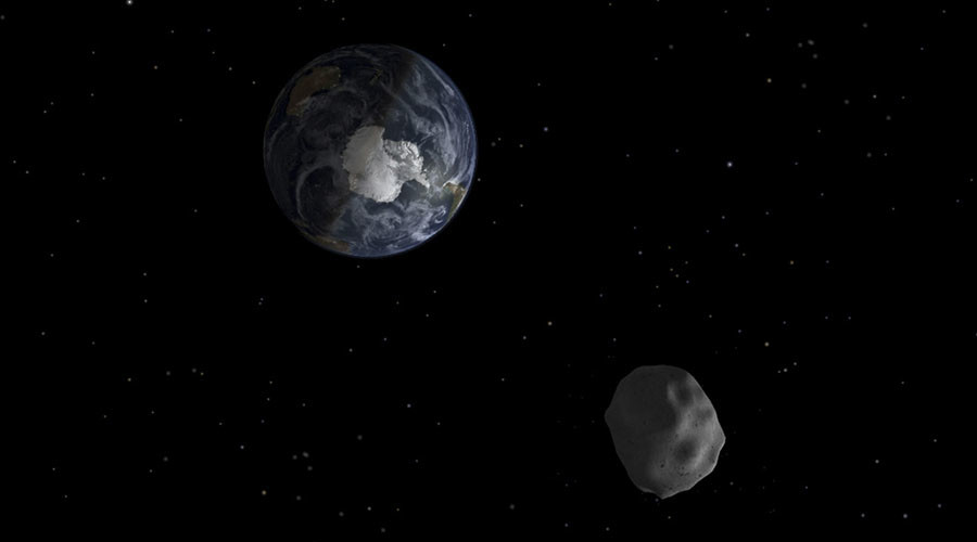 2km-wide asteroid approaching Earth, NASA warns