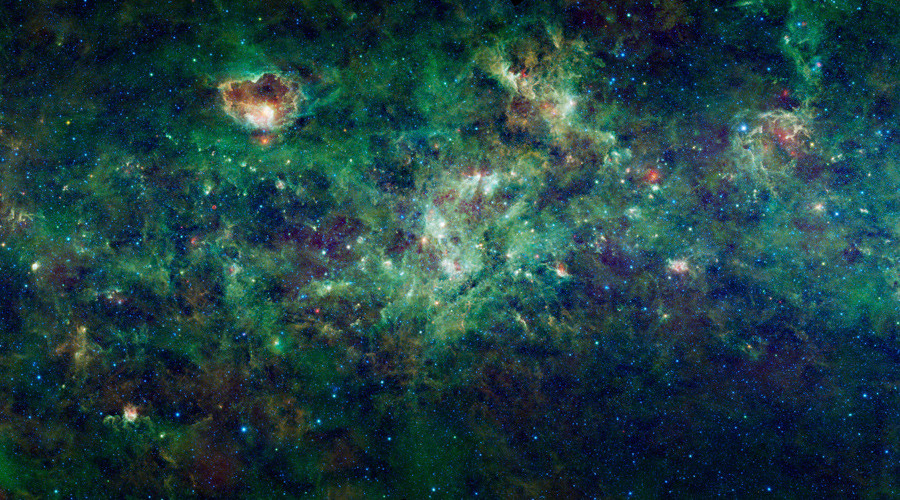 'Alien civilizations' may be found on 'megastructures' near Milky Way star, scientists say