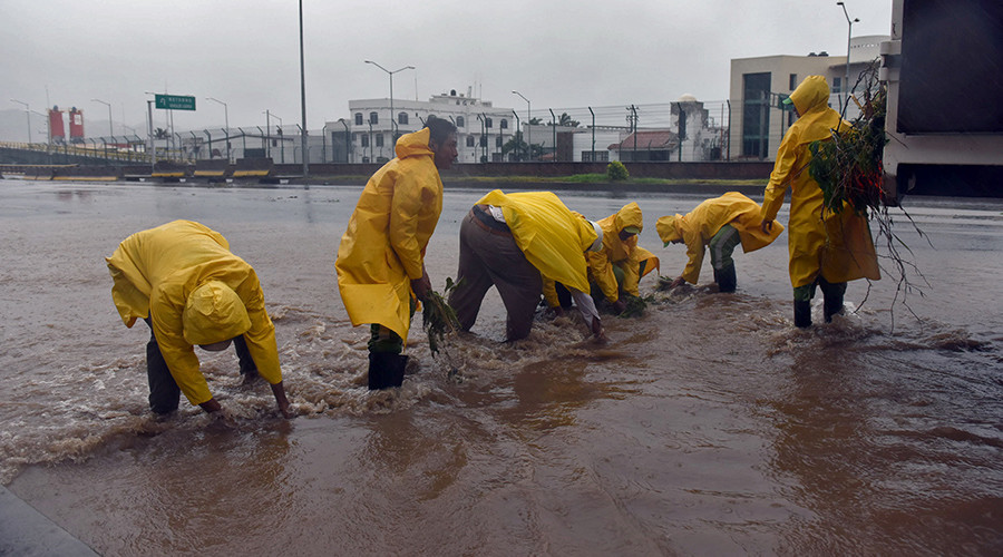 'Extremely dangerous': Hurricane Patricia ravages Mexico