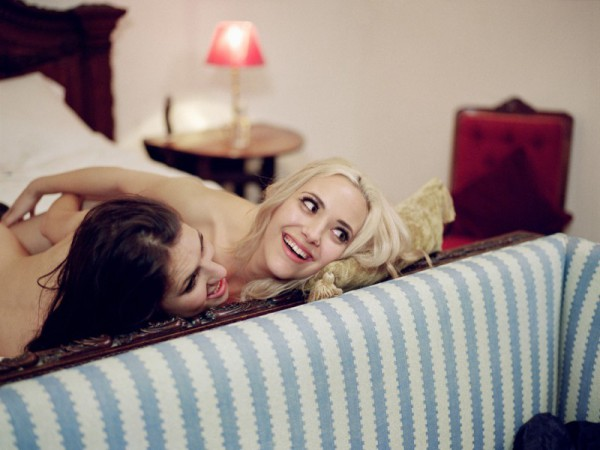 Surprisingly Tender Photos Take You Behind The Scenes