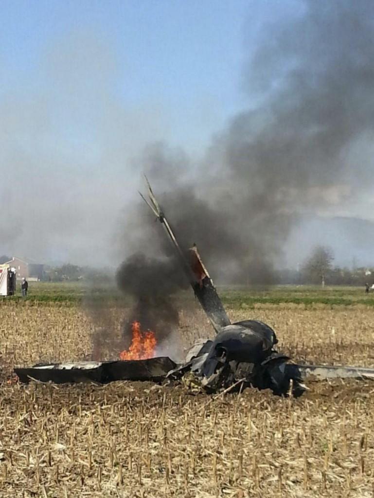 Italy AgustaWestland Crash