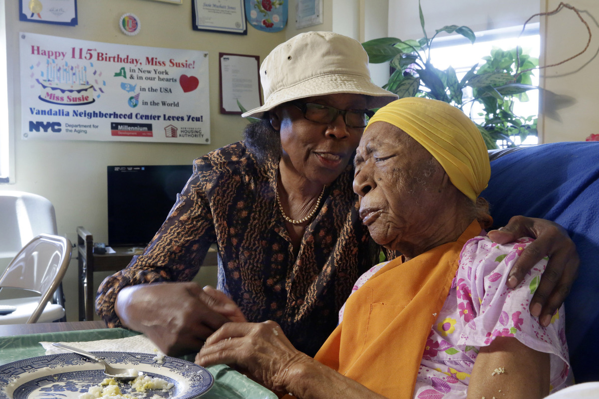 World's oldest living person has lived in three centuries