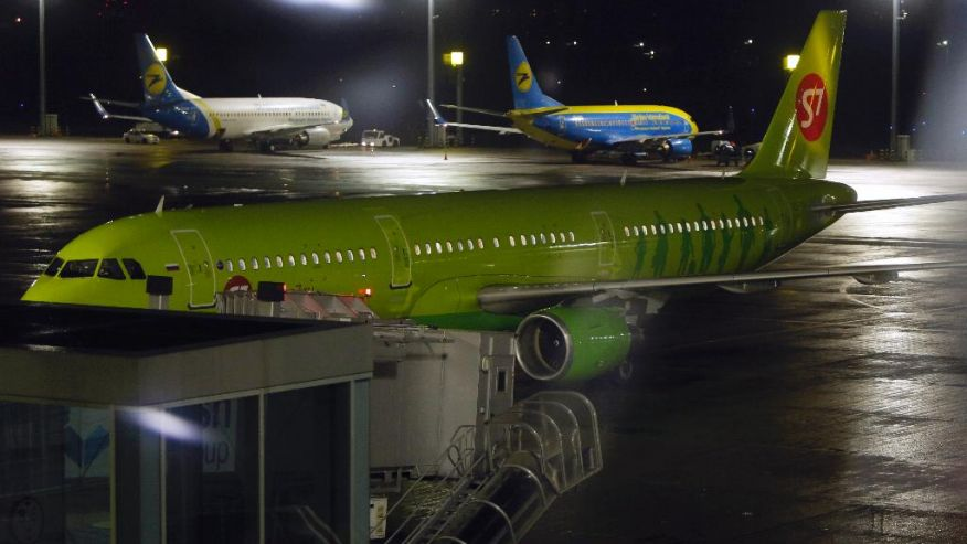 Mutual ban on flight between Russia and Ukraine takes effect