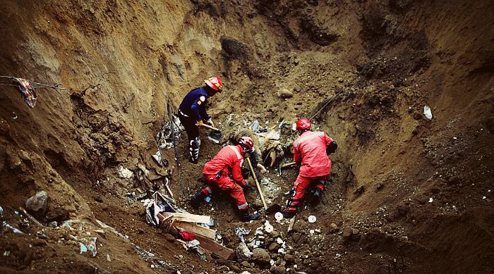 73 killed, hundreds feared buried under Guatemala landslide (PHOTOS, VIDEO)