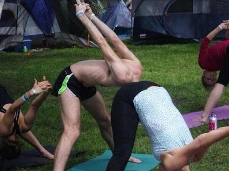 yogadiving