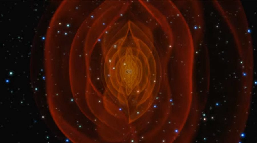 Let them talk: Listen to gravitational waves make noise as ...