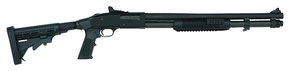 Best Home Defense Mossberg