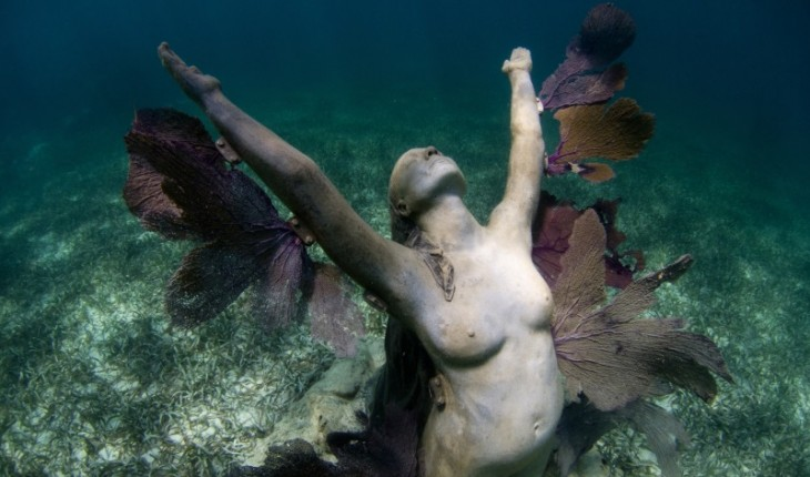 Underwater sculpture world Atlantic Museum set open