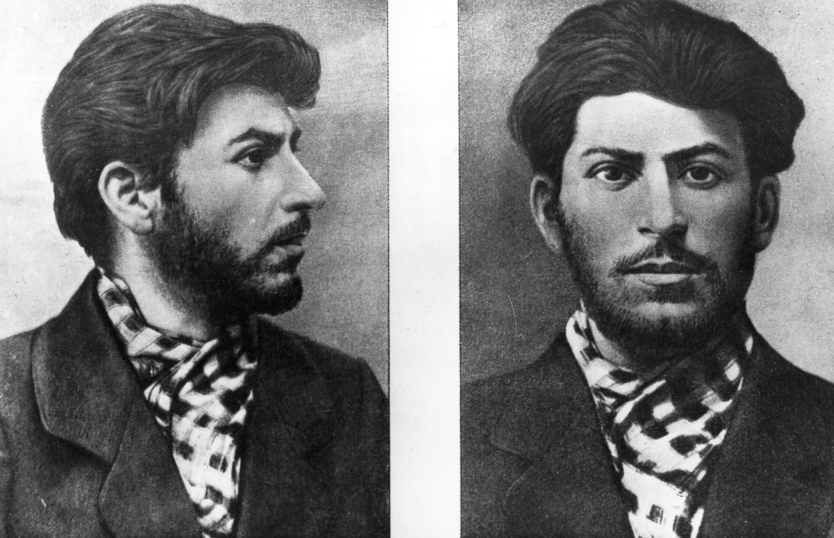 An essay on the life and leadership of joseph stalin