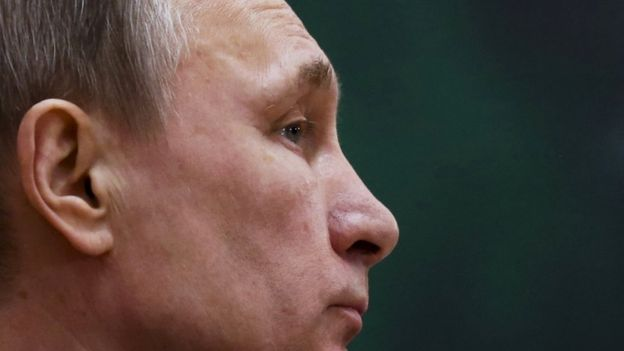 West faces up to Putin aggression