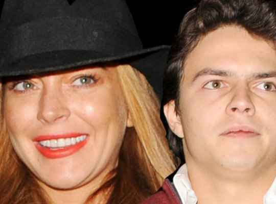 Lindsay Lohan is getting weird about aging