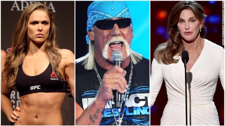 U.S. Elections: Ronda Rousey, Caitlyn Jenner among those backing hopefuls