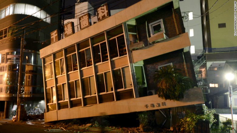 Rescue crews seek survivors of 2nd Japanese quake; at least 19 dead