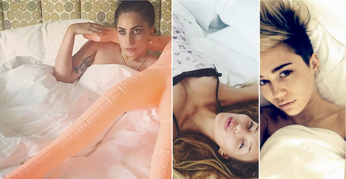 Photos Of Celebrities In The Morning (30 photos)