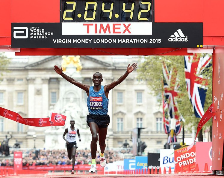 London Marathon results 2016: Who won and where did everyone else come?
