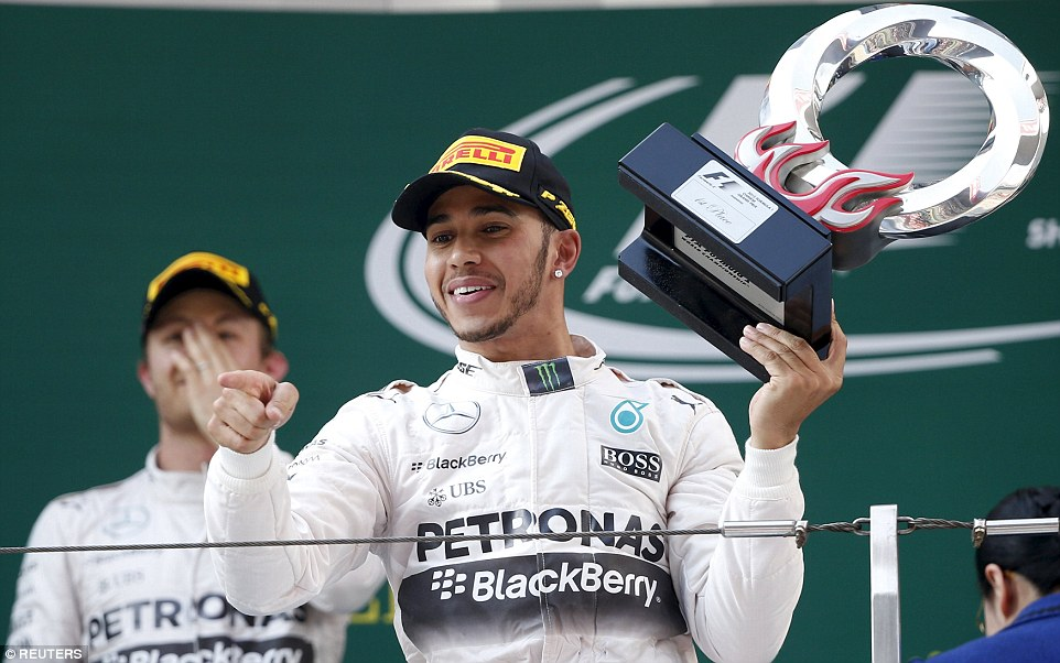 Lewis Hamilton battles back as Rosberg win Chinese Grand Prix