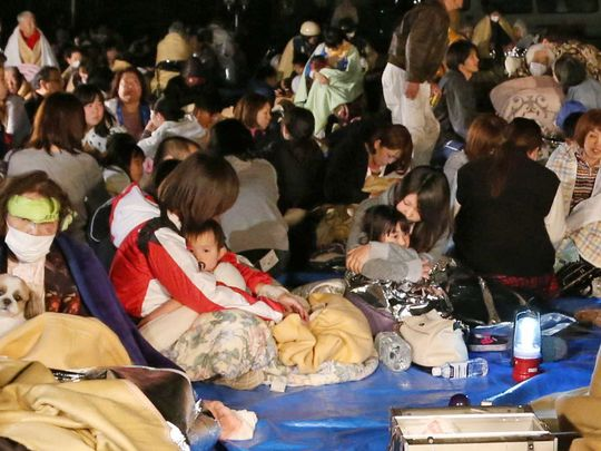 Powerful earthquake in Japan leaves 9 dead, hundreds injured