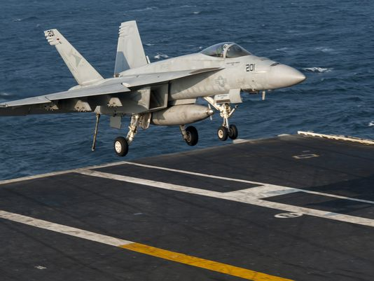 New rules allow more civilian casualties in air war against ISIL