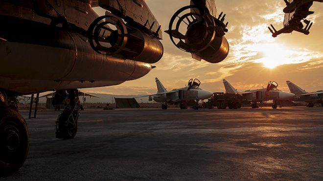 The truth behind Russia's continuing war in Syria