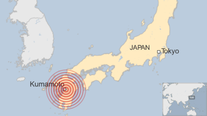 Japan city struck by powerful new earthquakes
