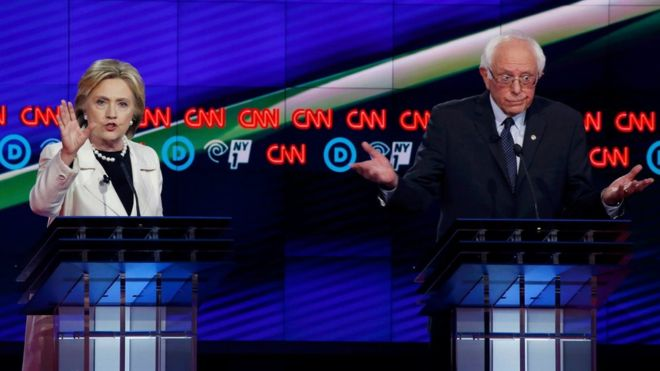 Four things we learned from the Democratic debate