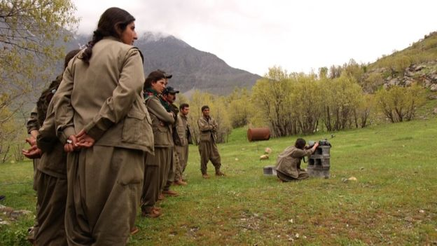 Kurdish PKK warns Turkey of long fight for freedom