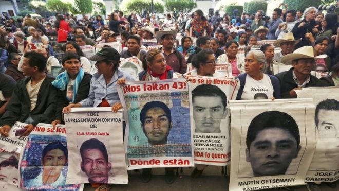 Mexico missing students: Government 'hampered' independent inquiry
