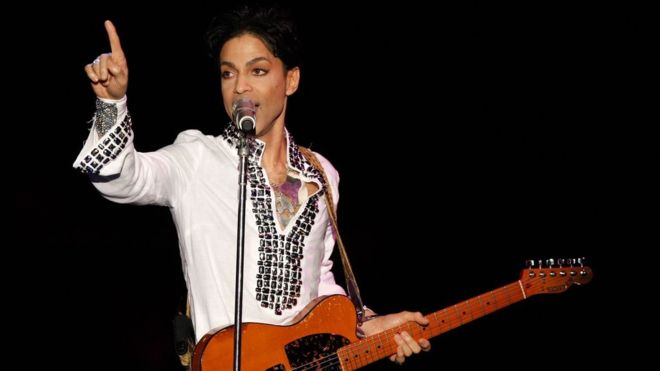 All-Prince top five in midweek chart