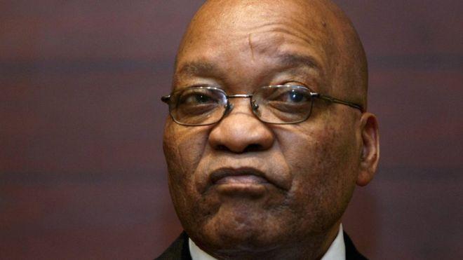 SA Judge finds Jacob Zuma should face corruption charges
