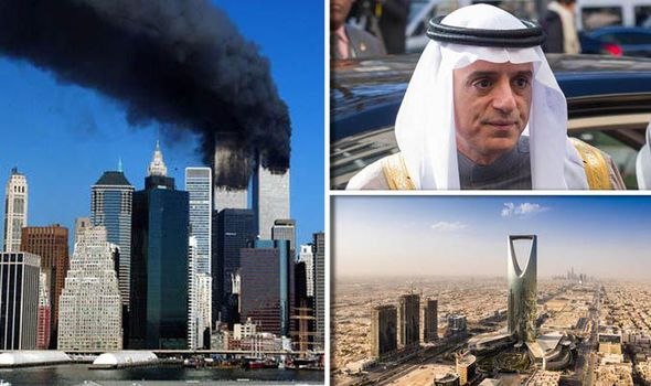 'Blame us for 9/11 and face the consequences' Saudi Arabia issues warning over terror link