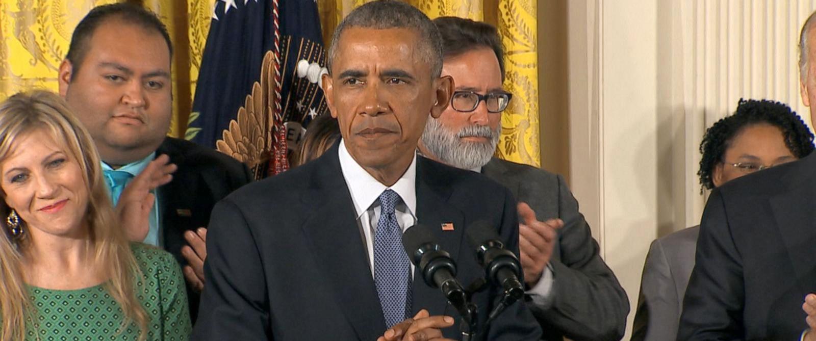 Inside President Obama's Smart Gun Announcement