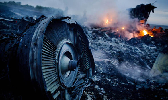 SHOCK CLAIM: Ukrainian fighter jet SHOT DOWN Malaysia Airlines' MH17