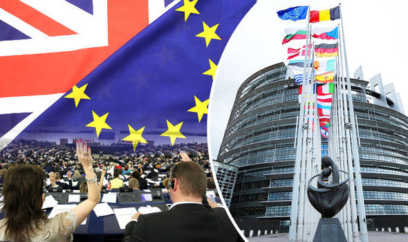 REVEALED: Britain is MOST IGNORED country in EU over Brussels' laws, new study finds
