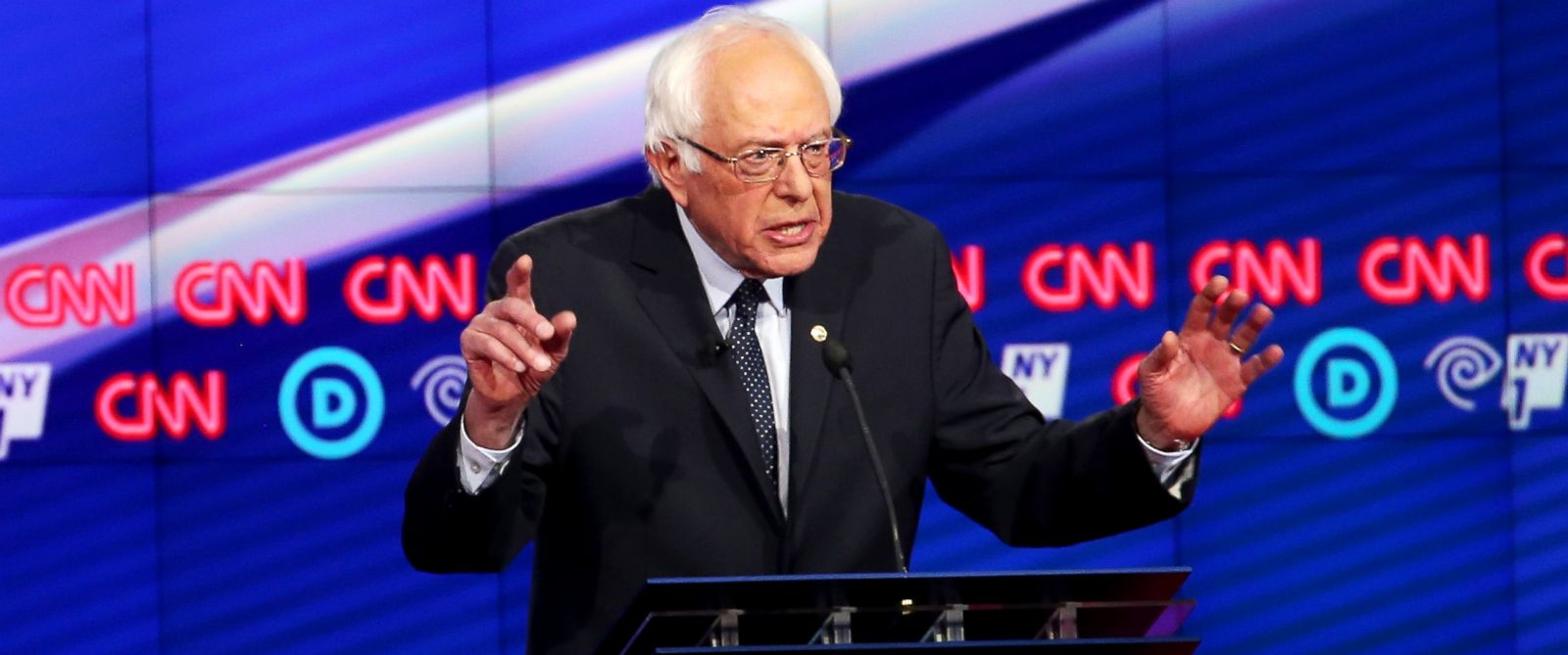 Bernie Sanders' Debate Remarks on Israel Still Resonating
