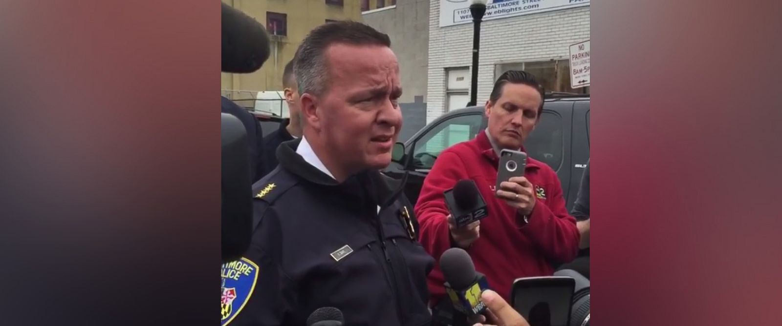 Baltimore Police Shoot 13-Year-Old Holding 'What Looked Like a Firearm'