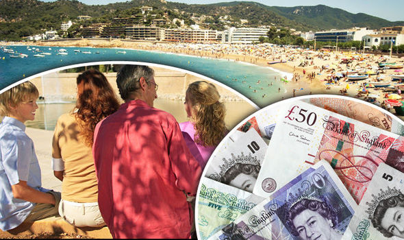 Families furious after Spain sneaks through new £70 TOURISM TAX for holidaymakers