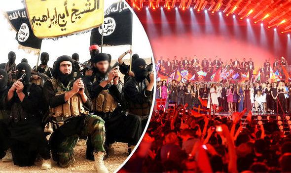 ISIS TERROR WARNING: Crazed jihadists 'threaten to launch MAJOR ATTACK on Eurovision'